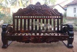 Sofa beeda wood