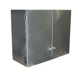 Stainless Steel Wall Mounted Cupboard - Rakesh Steel Industries ...