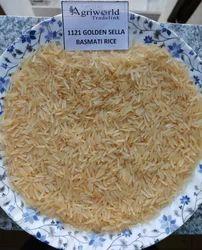 Al Ajara 1121 Golden Sella Basmati Rice, Packaging: 20kg