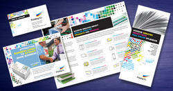 Digital Corporate Brochure Printing Services