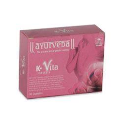 K-Link Ayurveda K-Vita (AyuVita) Capsules
