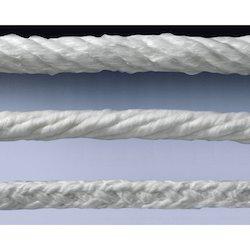 Square Ceramic Fiber Braided Rope