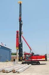 Pile Driving Rigs