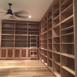 Library Wooden Furniture