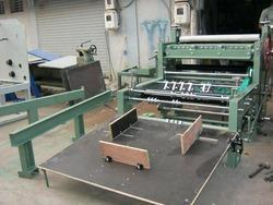 36 Inches Roll To Sheet Cutting Machine