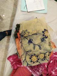 Net Ladies Dress Material