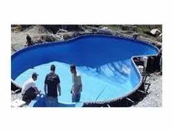 Polymer Wall Pool