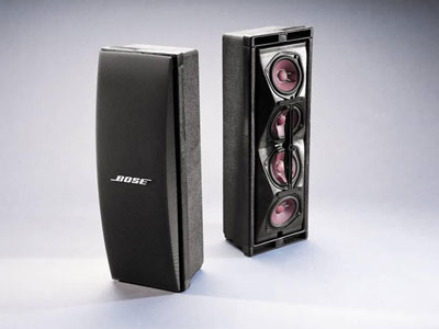 Medium Format Speakers From Bose