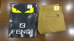 Fendi Cotton Chinos