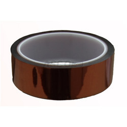 Brown Gold Finger 12mm-500 Mm Heat Resistant Tape, Packaging Type: In Rolls