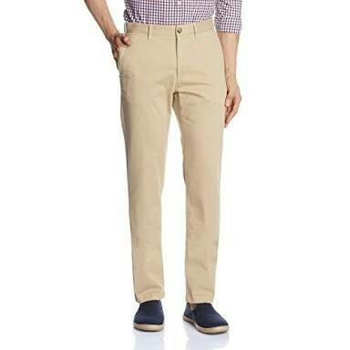 Cotton And Poly Viscose Cargos And Jodhpuri Trousers