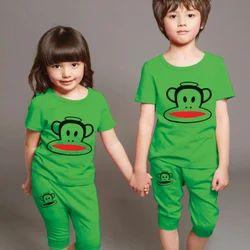 Custom Girl & Boy Kids Fashion Clothing