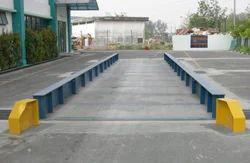 Dharam Kanta Steel Weighbridge