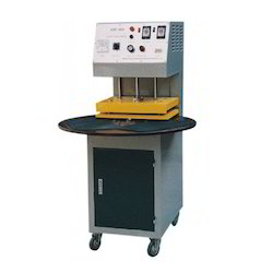 Electric Rotary Type Blister Sealing Machine