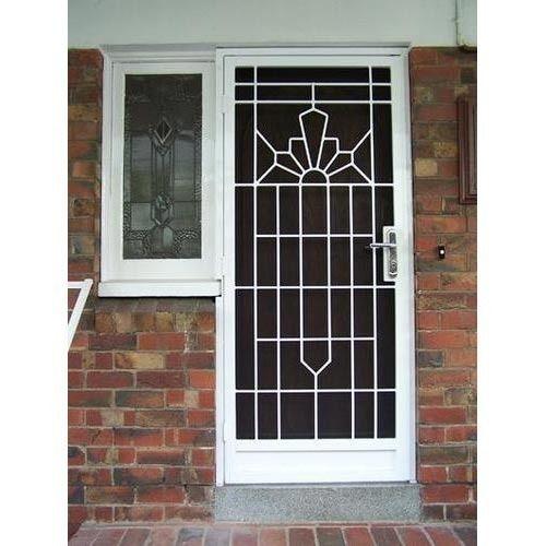 safety door designs for main door