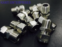 Ke Swagelok Tube Fittings, Size: 1/2 Inch And 1 Inch