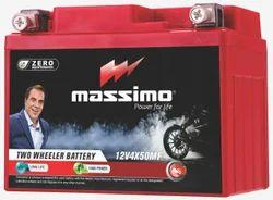 Massimo 4Ah Motorcycle Battery