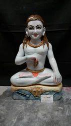 Marble Shri Chand Maharaj Statue