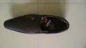 Oora Black Formal Shoes