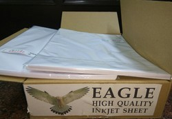 Eagle PVC Inkjet Sheet