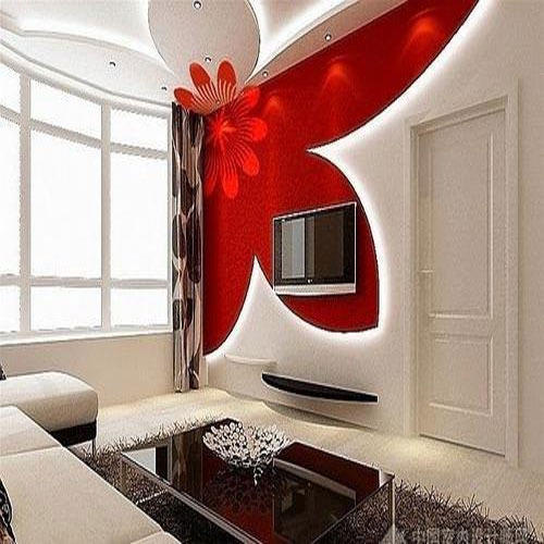Designer POP Wall Ceiling