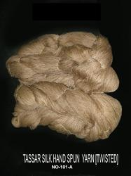 Ghicha Silk Single Twisted Yarn