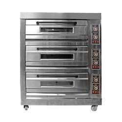 Three Deck Oven