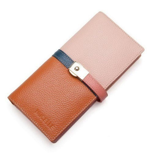 58b50aa197f Ladies Leather Wallet
