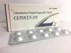 Cefpodoxime 200 Mg Tablets