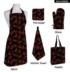 Halloween Printed Kitchen Towel Set