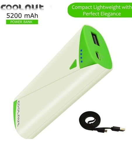 Best Quality High Capacity 5200mah Power Bank - Pantagone