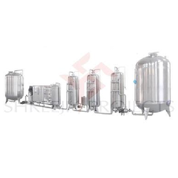 Packaged Drinking Water Plant (Added Mineral Water Plant)