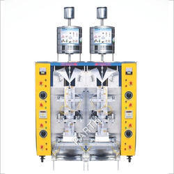 Double Head Water Pouch Packing Machine