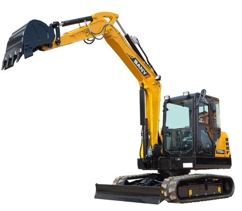 SANY SY60 Small Excavator - View Specifications & Details of