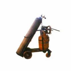 LPG Oxy Trolley