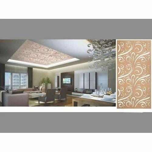 3D Ceiling - MDF Ceiling Design Manufacturer from Surat