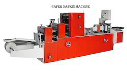 Hi-speed Paper Napkin Making Machine
