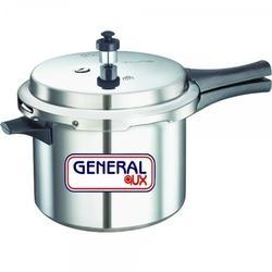 Induction Base Aluminium Pressure Cooker