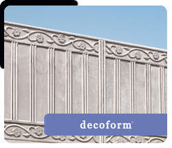 Decoform Formliners