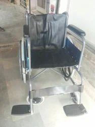 Albio Manual Folding Wheelchair