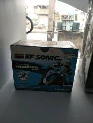 SF Sonic Bike Battery