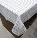 White Table Cloth