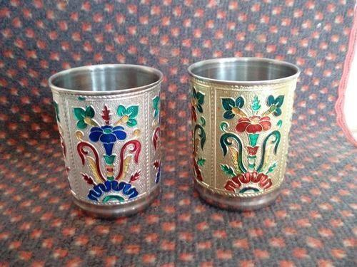 Meenakari - Glass for Decoration