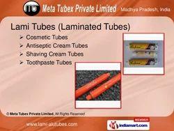 Aluminum Ointment Tubes