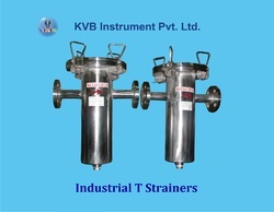 Industrial T Strainers