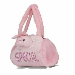 Baby Pink Kids Bag