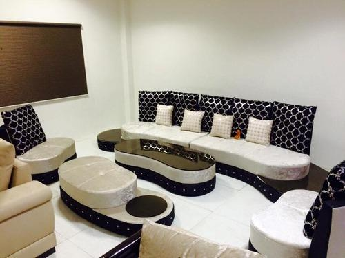 Latest Sofa Set With Central Table - Rising International, Ambala ...