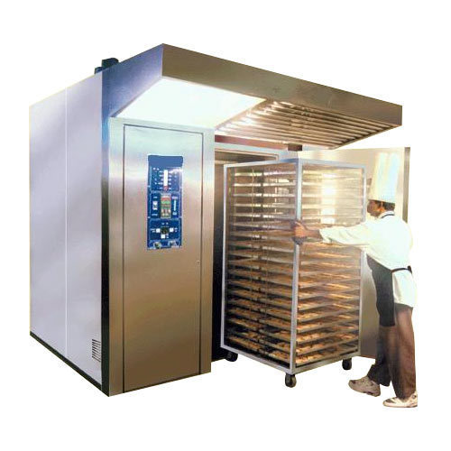 Bread Rotary Rack Oven
