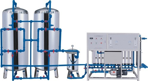 Techflit Fully Automatic Water Purifying Plant Reverse