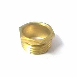 Round Brass Hex Nut, for Industrial